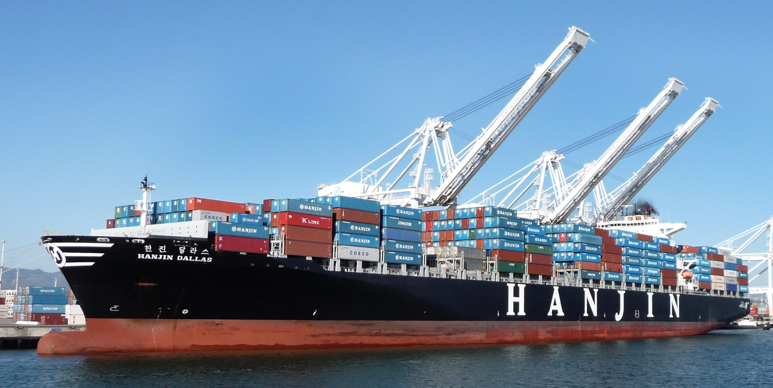 Hanjin Revisited
