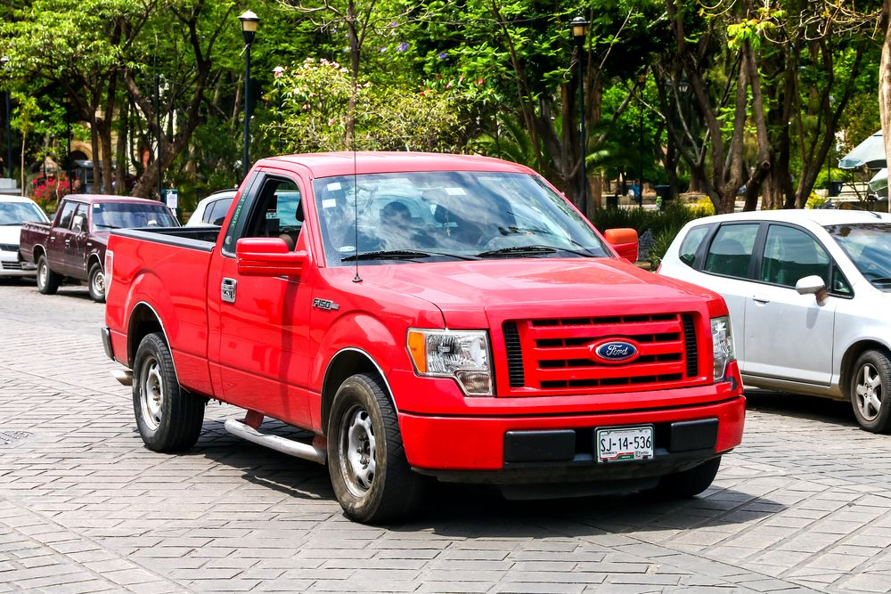 """""""Black Swan"""" Event Stops Ford F-150 Production In Its Tracks"""