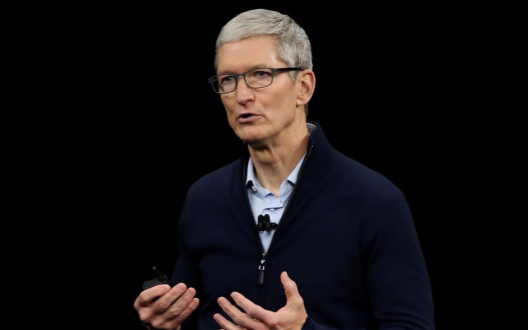 Man vs Machine … Tim Cook Weighs In